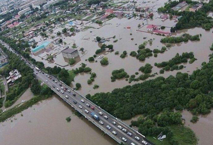 Приморье залило дождями – фото очевидцев с места событий