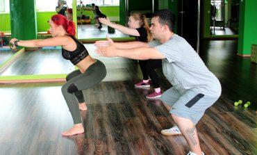 #Соковыжималка: фитнес под контролем