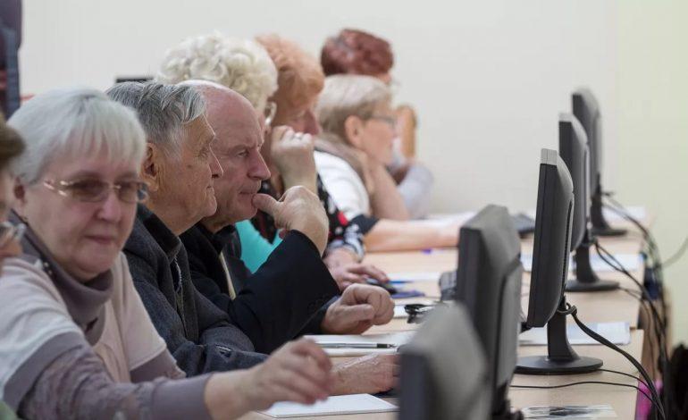В Хабаровске начинается запись на компьютерные курсы для неработающих пенсионеров