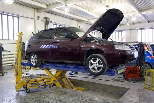 Геометрия кузова: как восстановить «искривленный» автомобиль