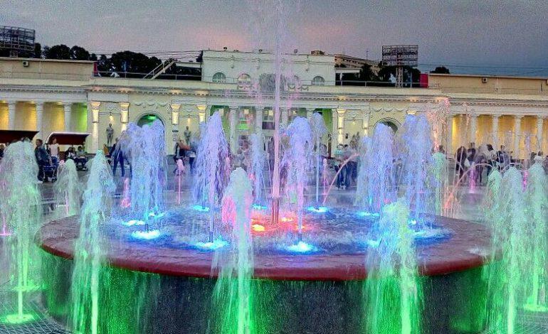 Можно ли купаться в пешеходных фонтанах в Хабаровске?