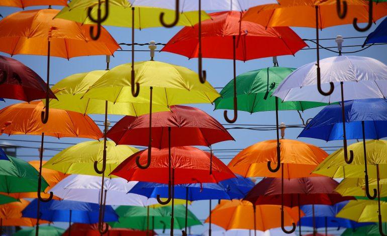 Размер имеет значение: как выбрать правильный зонт