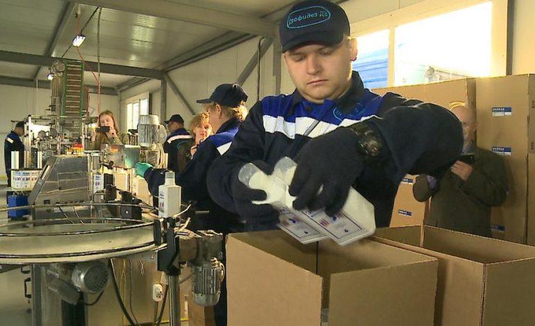 Жидкое мыло и дезинфицирующие средства будут выпускать в Хабаровске