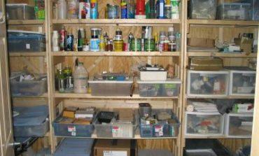 Каждой мелочи в доме требуется свой шкафчик