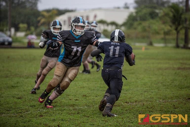 Хабаровская команда по американскому футболу покоряет Гуам