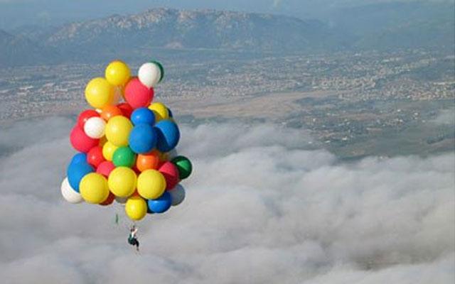 День полетов над землей