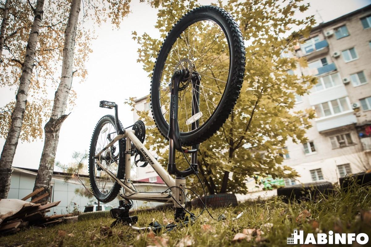 Как подготовить велосипед к зиме