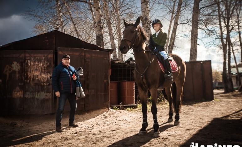Спорт с женским лицом в Хабаровске. Почему в конкур идут только девушки?