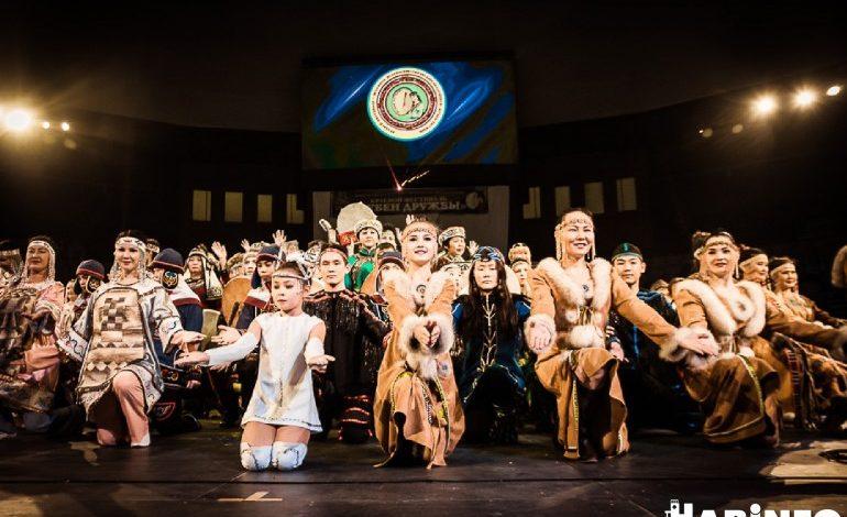 Коренные малочисленные народы края пробили в Хабаровске в «Бубен Дружбы»