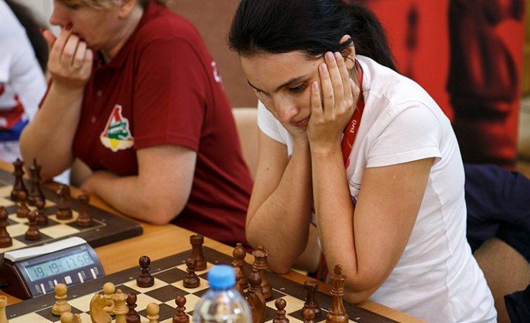 Хабаровчанка Нина Выходцева – чемпионка России по шахматам среди работников ж/д транспорта