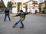 Роллер-спорт теряет популярность в Хабаровске