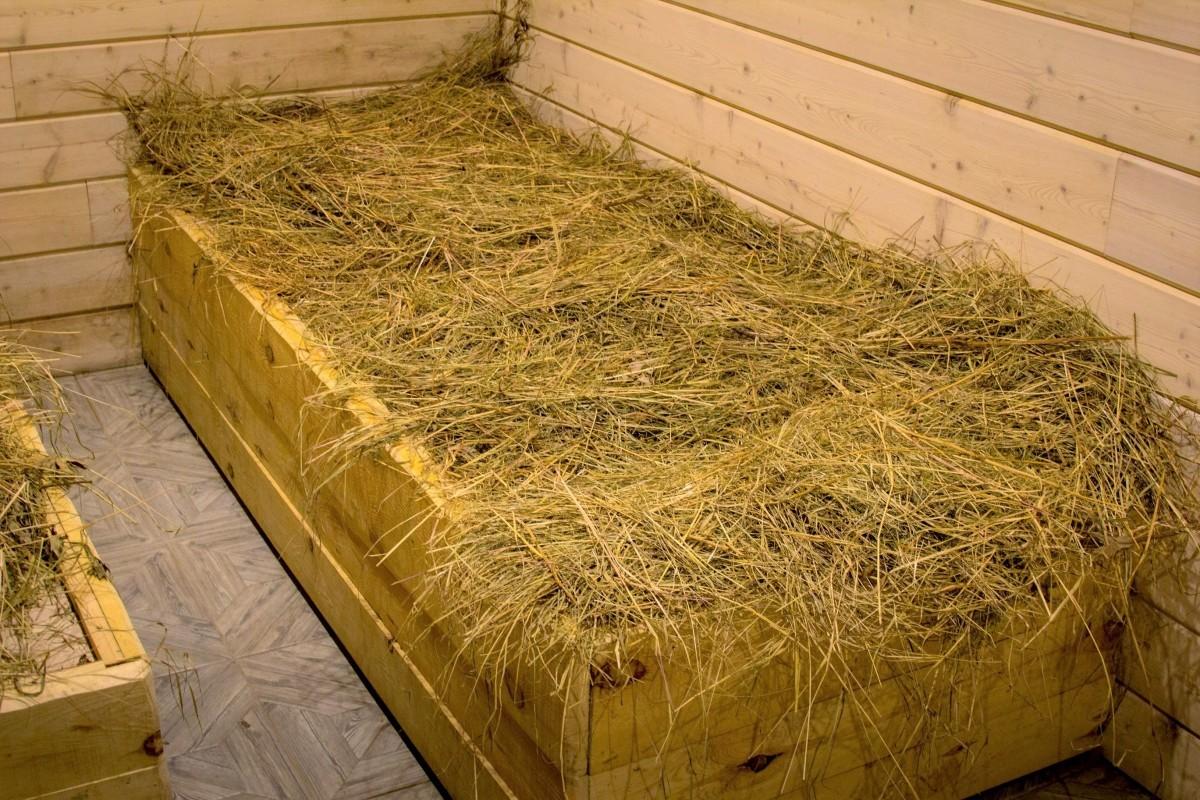 баня кровать сено хабаровск