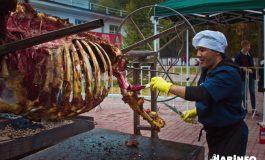 Праздник урожая в Хабаровске: как горожане двух быков съели