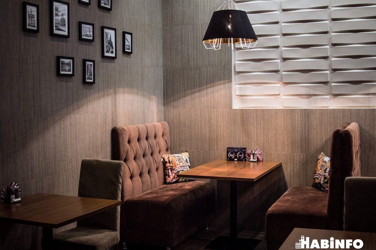 В новом «Формате»: уютное кафе в итальянском стиле