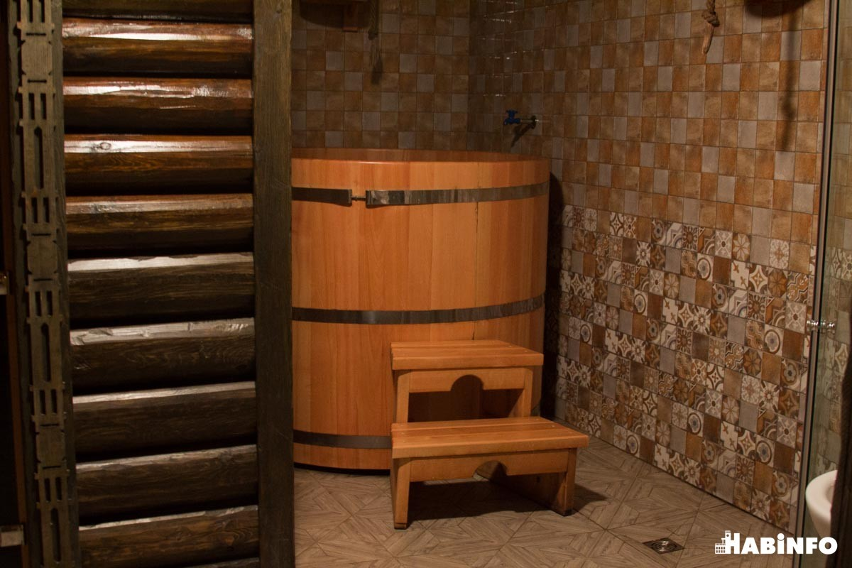 бочка баня хабаровск