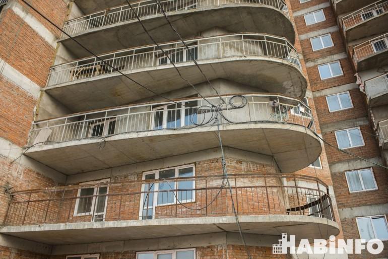 жилом комплексе Рубин новостройка