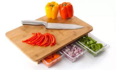Кухонная разделочная доска, что лучше - дерево или пластик?