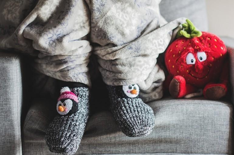 день любви к теплым носкам