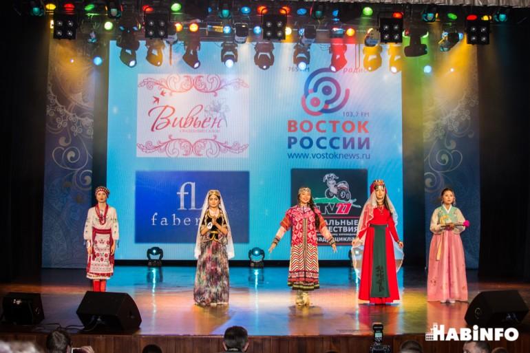 мисс достояние нации 2017 хабаровск