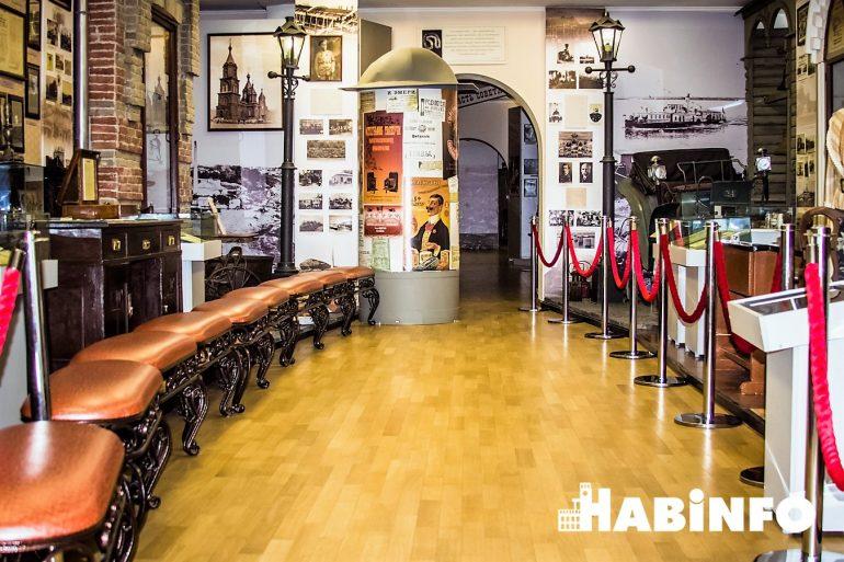 музей истории хабаровска экспозиции