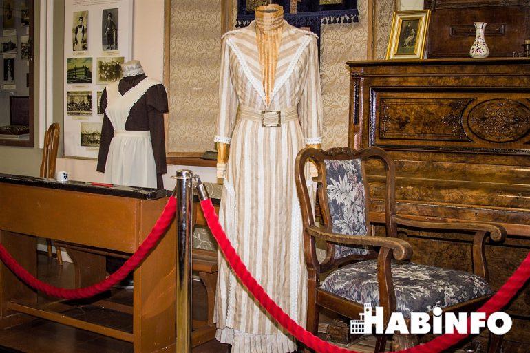 музей истории хабаровска экспозиции платье