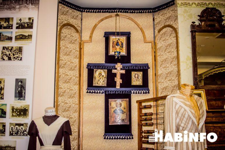 музей истории хабаровска экспозиции иконы