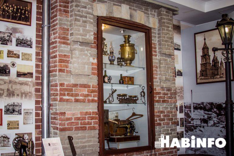 музей истории хабаровска экспозиции посуда