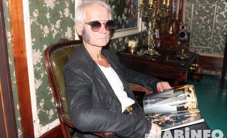 Хабаровский пенсионер от Versace: возраст стилю не помеха