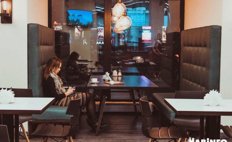 Кафе «Сиеста»: греческая кухня в русском стиле