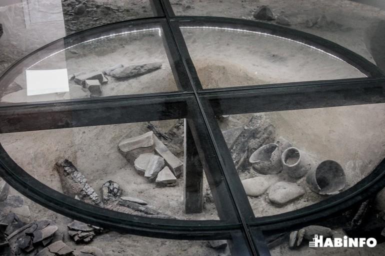 археологический музей работа фото