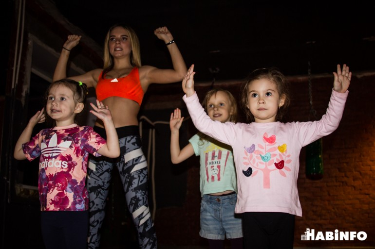 студии танцев дети