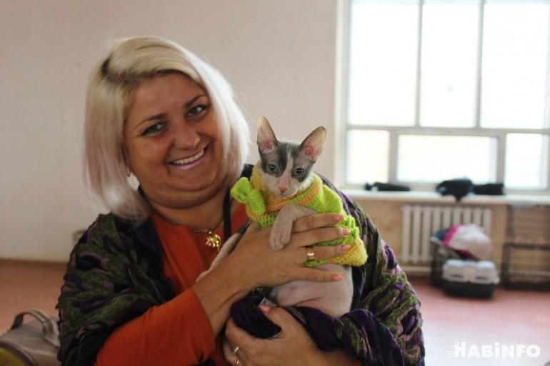 выставка кошек 22 октября фото