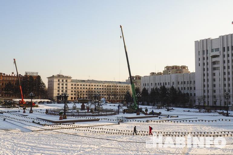памятник братская могила история Хабаровск