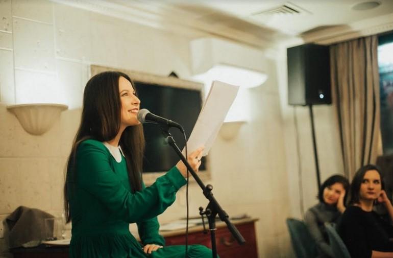 Алиной Селезнев радиоведущая Хабаровск