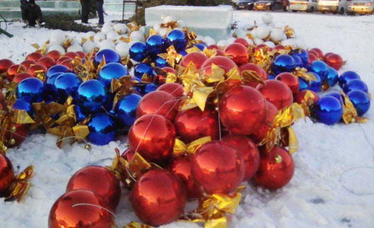 Гигантские фоторамки и никаких собак: как изменится площадь Ленина к Новому году?