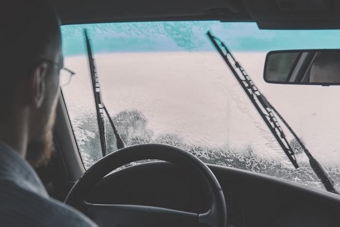 зимние дворники авто