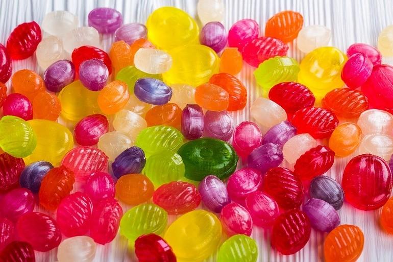 День огромной кучи конфет