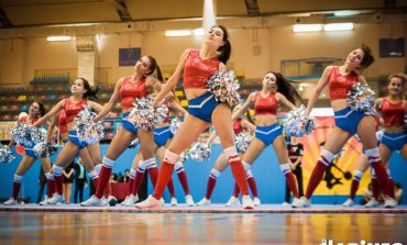 Битва помпонов: соревнования по черлидингу прошли в Хабаровске