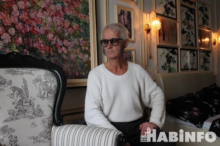 модный дед борис борис дунаевский квартира фото