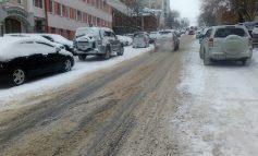 Шипы и цепи: как автолюбители Хабаровска преодолевают снежные дороги