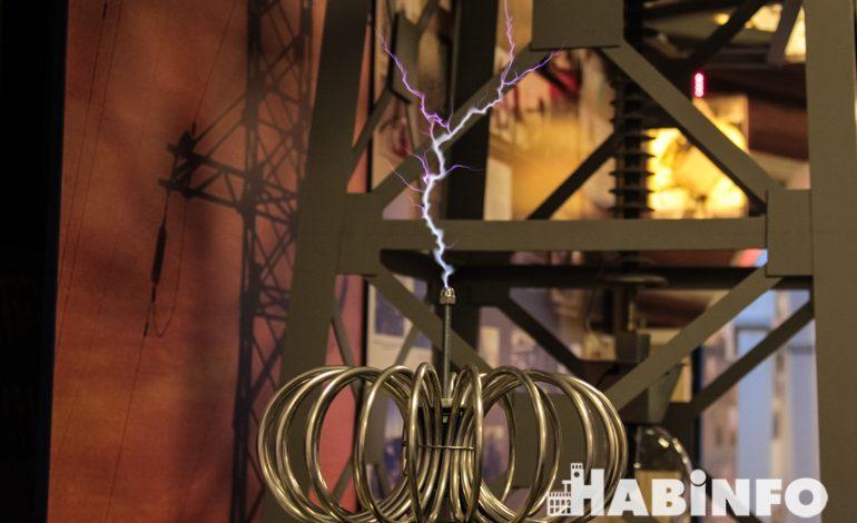 Музей энергетики в Хабаровске: магический шар и ток-шоу