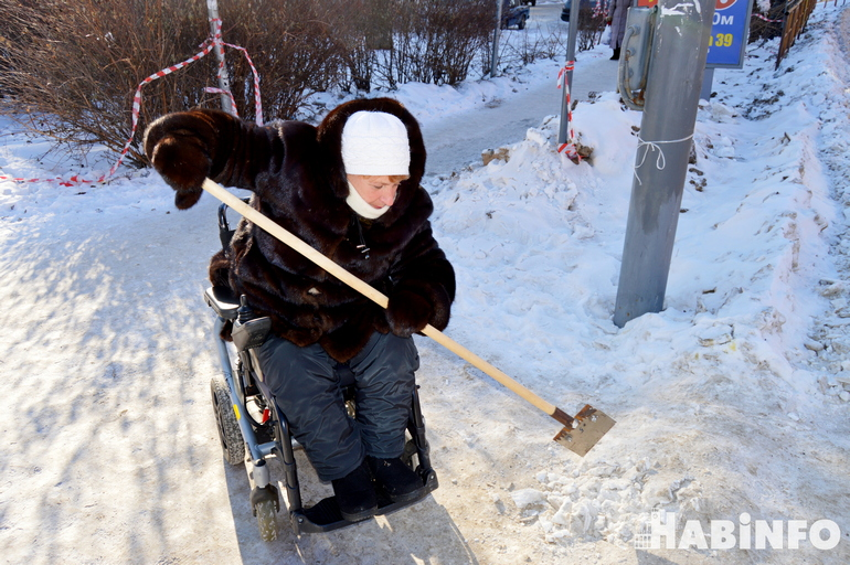 нарушение прав инвалидов примеры фото