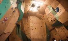 Экстрим-центр «Скала»: как залезть на четвертый этаж