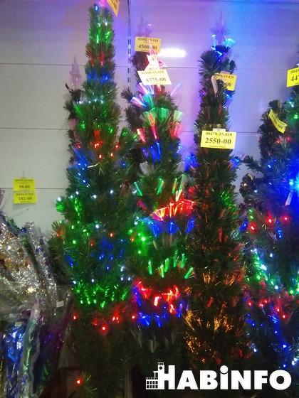 где купить красивую искусственную елку