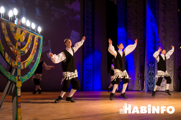 ханука 2017 Хабаровск