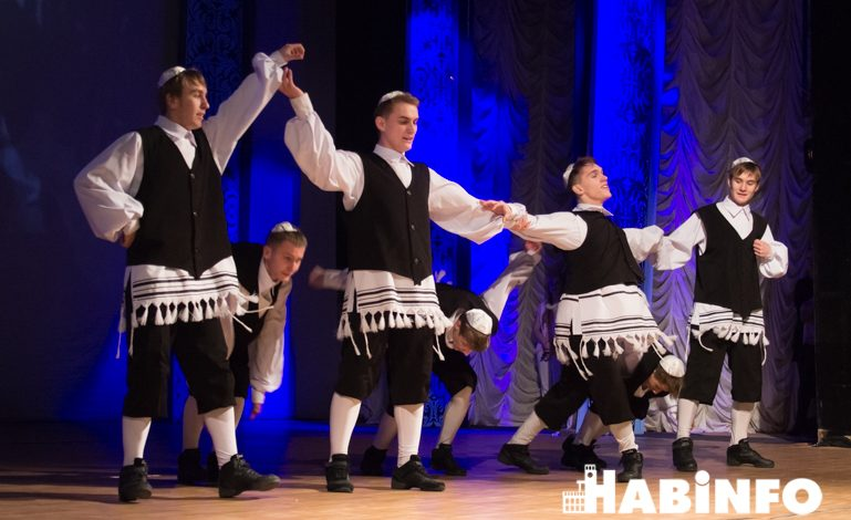 Ханука-5778: еврейский праздник света отметили в Хабаровске
