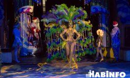 Жаркое танго, джигиты на конях и гипноз гуся: новая программа в цирке