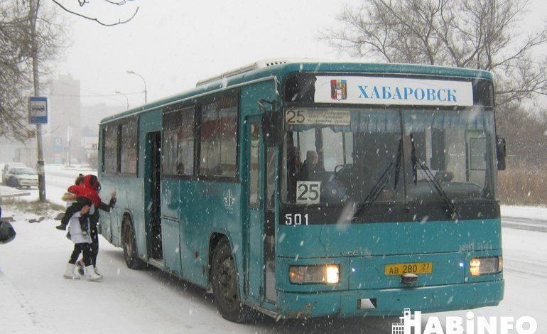 Опять по шпалам: в Хабаровске сокращают время работы транспорта