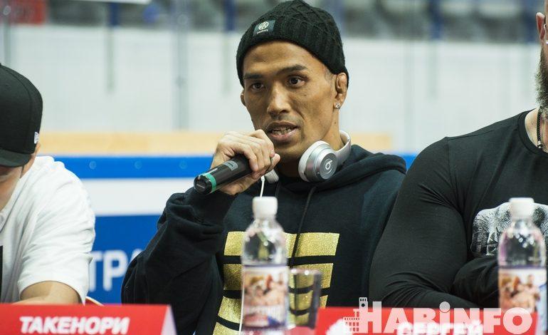Такенори Сато: «Я готовился к «Восточному рубежу», как к любому другому турниру»