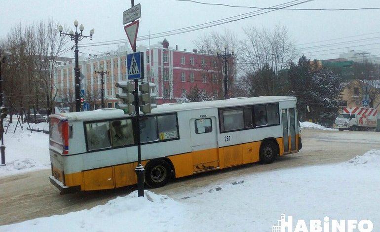 С десятки до тридцатки: за десять лет цена проезда в Хабаровске выросла в три раза